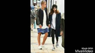 Justin Bieber And Selena Gomez ( Lt Ain