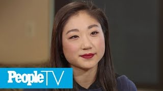 Why 'Feisty' Figure Skater Mirai Nagasu Is The Comeback Kid Of The 2018 Olympics | PeopleTV