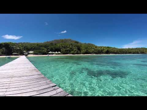 The Tranquil Waters of Turtle Island Fiji