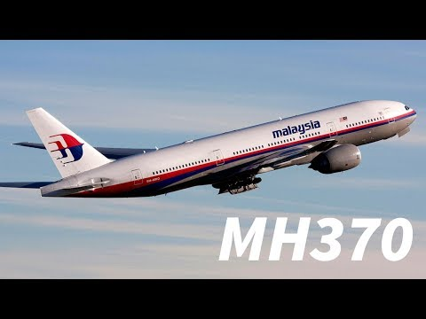 MH370 Search Ending in June 2018