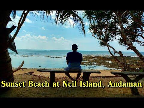 Sunset Beach in Neil Island, Andaman & Nicobar Islands | Neil Island Sunset Beach in Andaman