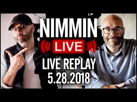 Subscriber Hangout | Nimmin Live Replay