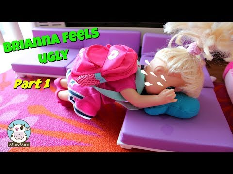 Baby Alive Brianna gets bullied at school