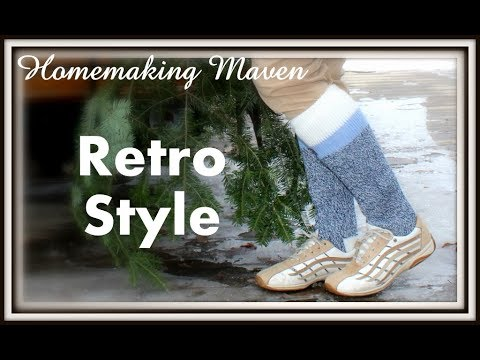 1940's Retro Outfit Series | OOTD 5 | Homemaking Maven