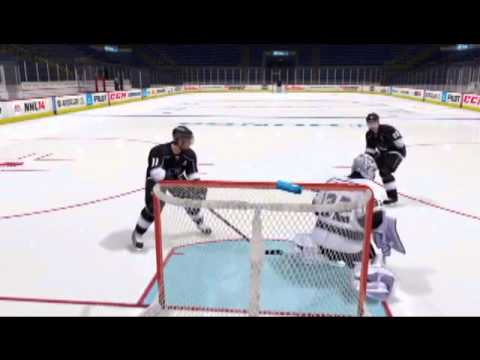 Why the NHL 14 Goalie's ARENT FIXED