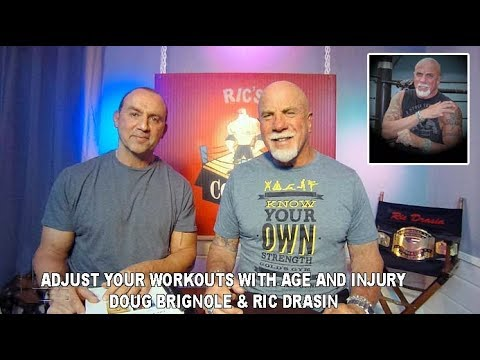 Adjust Your Workouts with Age and Injury - DOUG BRIGNOLE