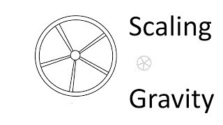 Scaling Artificial Gravity To Be Cheap But Still Useful - Explanation