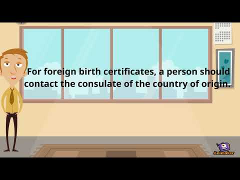 Can A Notary Certify A Copy Of A Birth Or Death Certificate?