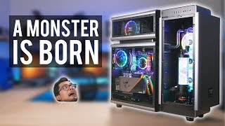 Insane RGB Water Cooled PC (Part 2: THE REVEAL)