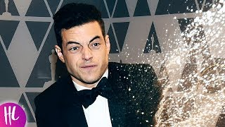 Rami Malek Falls Off Stage  After Oscar Win In Viral Video - 2019 Oscar Recap
