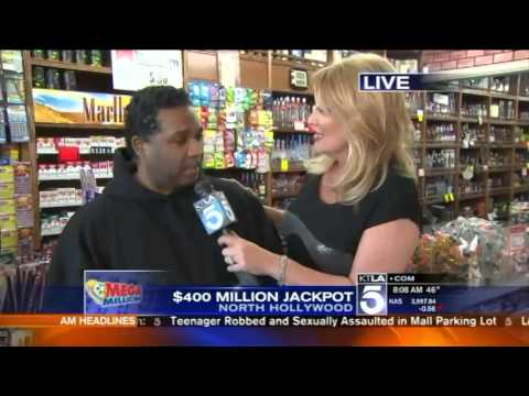 $400 Million Jackpot Has Lotto Players In A Ticket Buying Frenzy