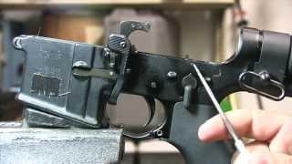How does a Machine Gun Work, Full Auto AR15 Explained M4, M16