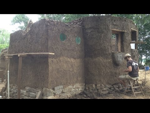 How to Build a Cob House - Online Video Lessons Workshop