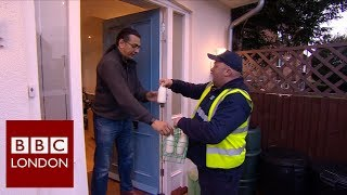 Milkmen on the rise - BBC London News