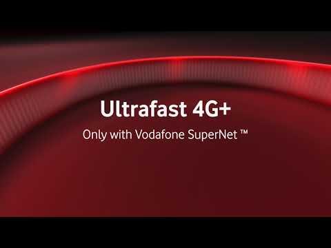 Vodafone Ultrafast 4G+
