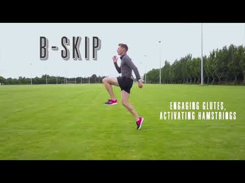 4 Running Techniques to Build Coordination & Speed (Running With Benefits - Ep 4) | Fulfil Nutrition