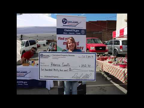 Unclaimed Property 2018 Video