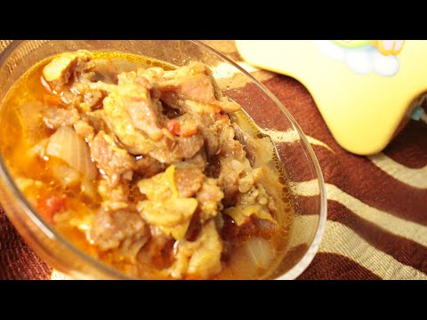 Mutton recipe for 12+ months - Mutton for babies - Mutton for toddlers