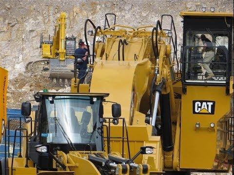 Hillhead 2012: Hillhead Quarry, Buxton, UK - Aggregates - Recycling - Construction