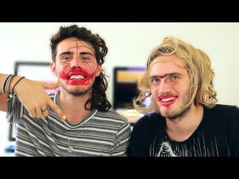 THE MANLY CHALLENGE | PewDiePie