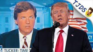 "Tucker Carlson SLAMS ""Intelligence Community"" On Russia"