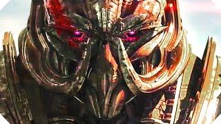 TRANSFORMERS 5 - Les Personnages dont... MEGATRON ! (2017)