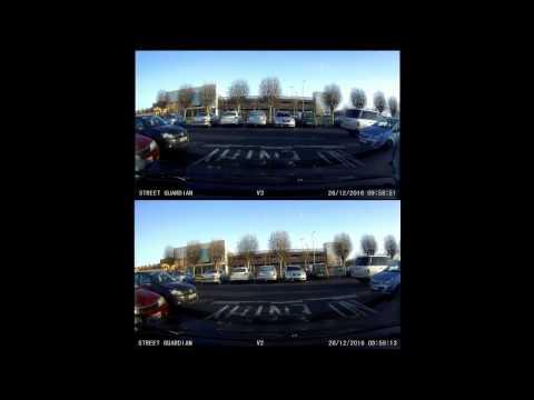 Day. SG9665GC V3 vs V2, Beta v30 FW, AE - Full Frame