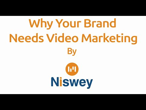 Why Does My Brand Need Video Marketing?