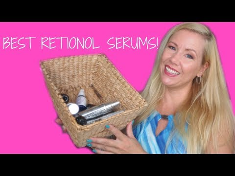 BEST RETINOL SERUMS | BEAUTY OVER 40