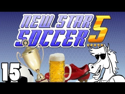 New Star Soccer 5 - Part 15 - Nice Canadians Versus FM13