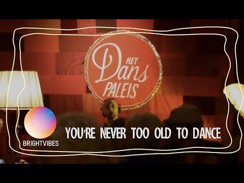 The Dance Palace Organizes dance parties for seniors