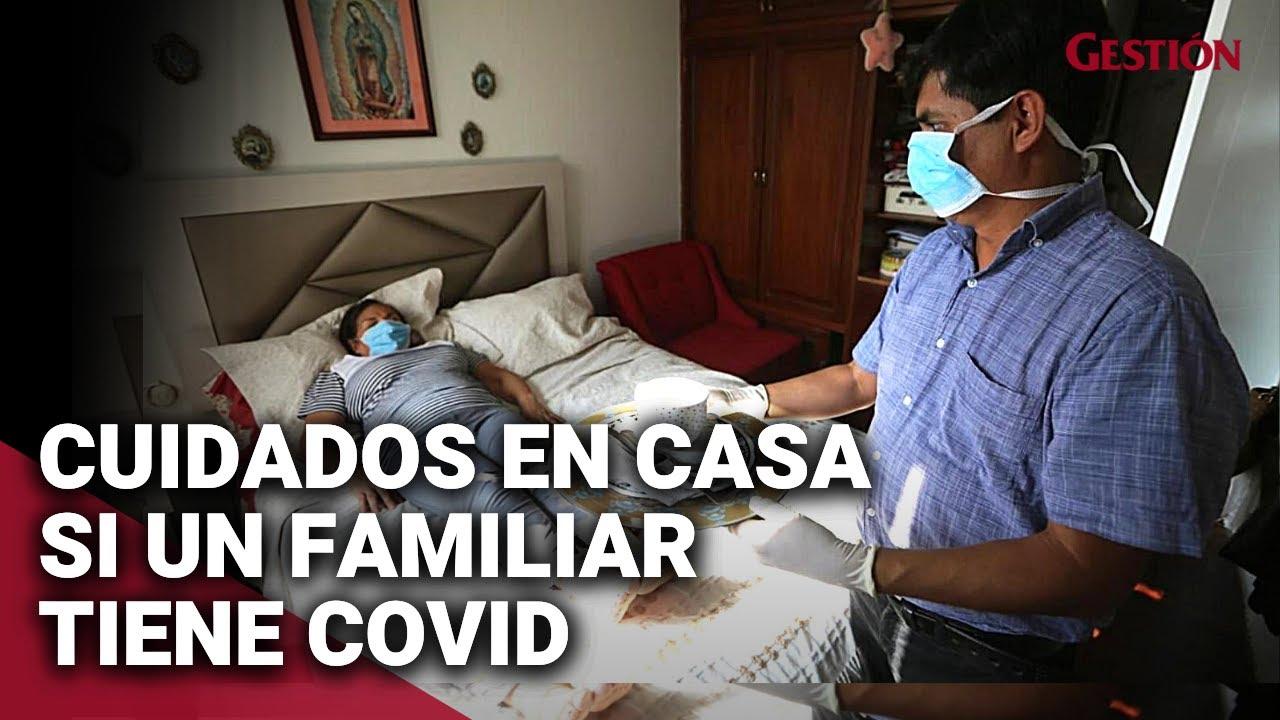 Coronavirus: Cuidados en casa si un familiar dio positivo al COVID-19