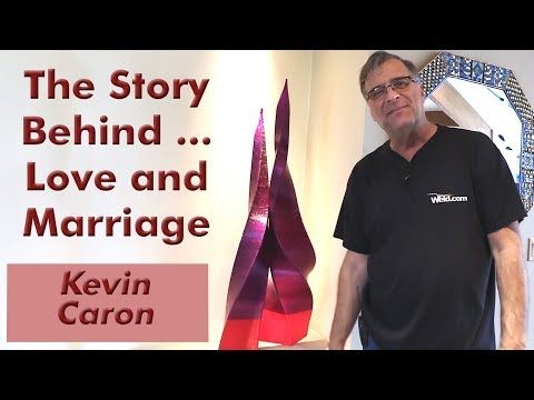 The Story Behind ... the Sculpture Love and Marriage - Kevin Caron