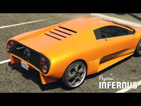 Fan's Supercar |  GTA five Super Cars List - All Supercars in Grand Theft Auto V