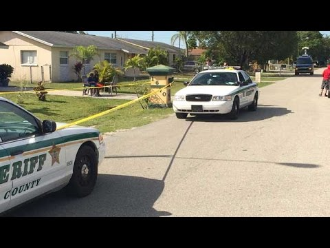 Teen shot at after getting off school bus in Fort Myers
