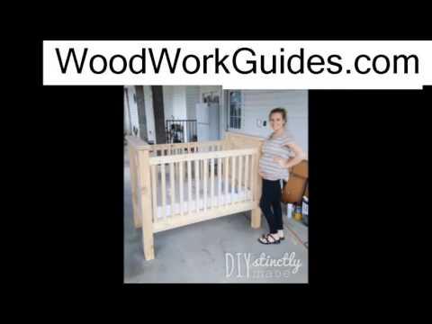 Make Cheap Wooden Baby Crib