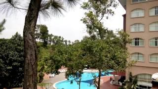 Grand Sultan Tea Garden view : Luxury Hotels