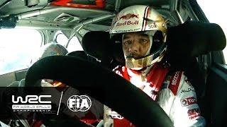 WRC - Rallye Monte-Carlo 2015: ONBOARD Loeb SS13