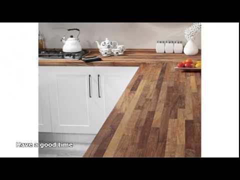 hardwood kitchen worktops
