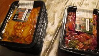 Beyoncé Meal Plan ♡ 22 Days Nutrition Meal Delivery Service Unboxing
