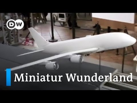 Miniatur Wunderland: The world's largest tiny airport | DW English