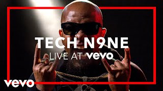 Tech N9ne - Planet (Live At Vevo)