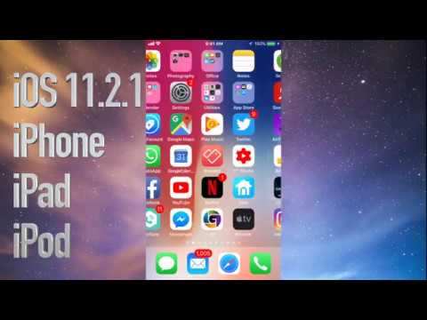 How to Update to iOS 11.2.1 - iPhone iPad iPod