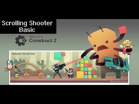 Let's Make Games: Tutorial 4 - Side Scrolling Shooter