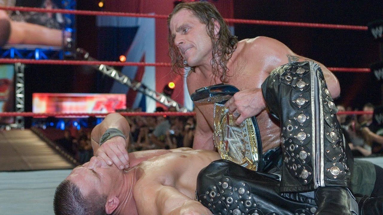 Shawn Michaels' showstopping matches: WWE Playlist