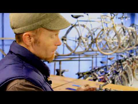 Build a Bicycle Wheel: Spoke Cutting with Hozan Spoke Threader