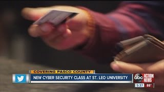 Students learn hacking to fight cyber terrorism