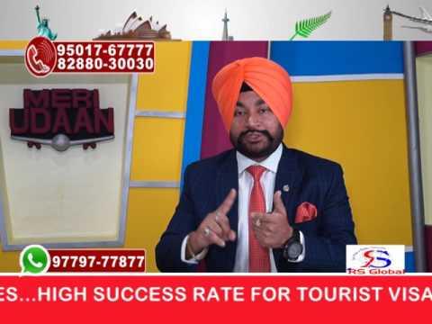Discussion on CANADA PR/Australia Study Visa with Mr. Sukhchain Singh Rahi- RS Global