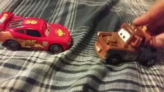 Cars 2 Reenactment Scene: I Don