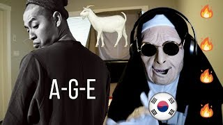 Download 이센스 (E Sens) - A-G-E   REACTION! Video